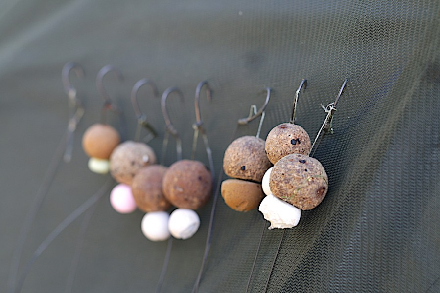 Simple strong rigs are the order of the day at Gigantica