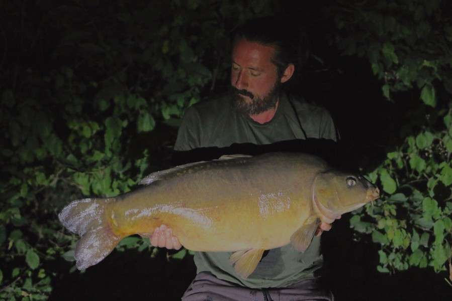 Rob Dungate, 33lb 8oz, Bob's Beach, 4.8.18