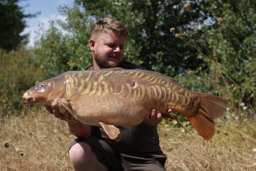 Tobias Ward, 27lb, Pole Position, 11.8.18