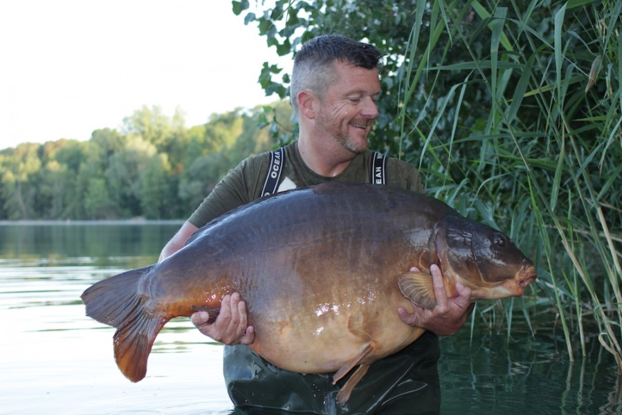 Barry Lonsdale, 66lb 8oz, The Alamo, 18.8.18