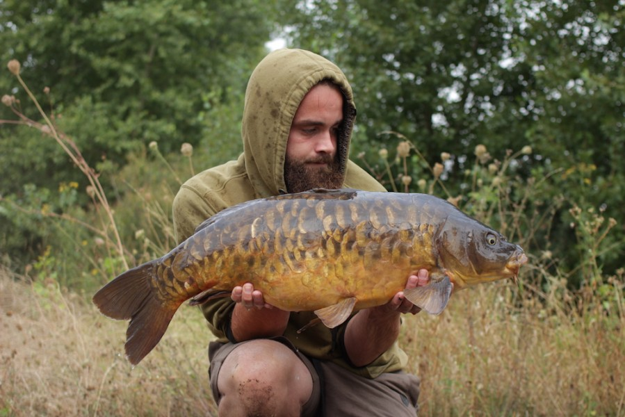 Billy's Scaly 22lb 2oz Grant Dilloway Stock Pond