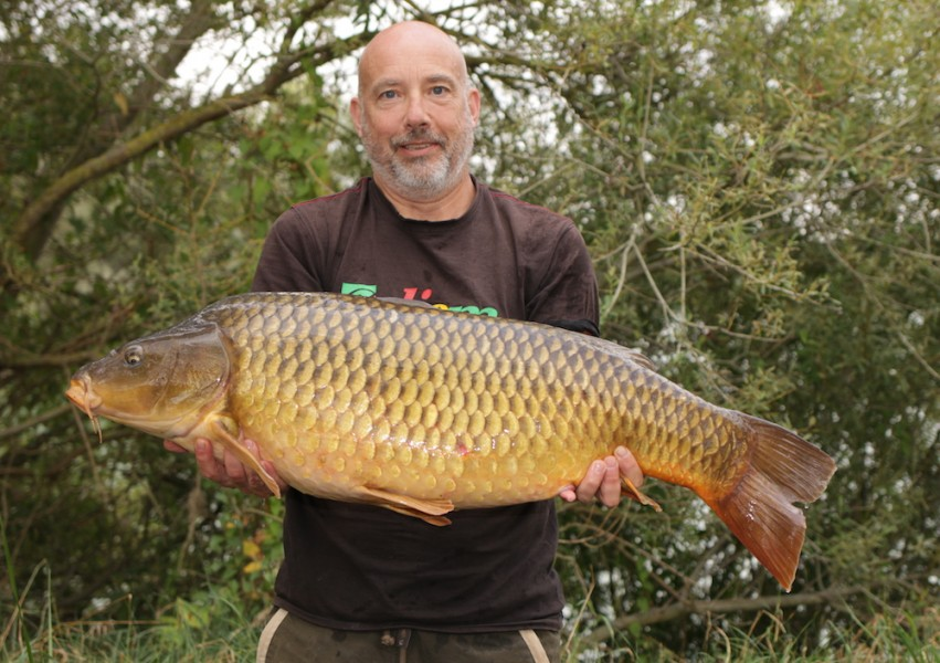 Mark Shildrake, 32lb, Big Girls, 25.8.18