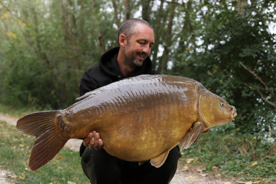 Stuart Weld, 50lb 8oz, The Alamo, 1.9.18