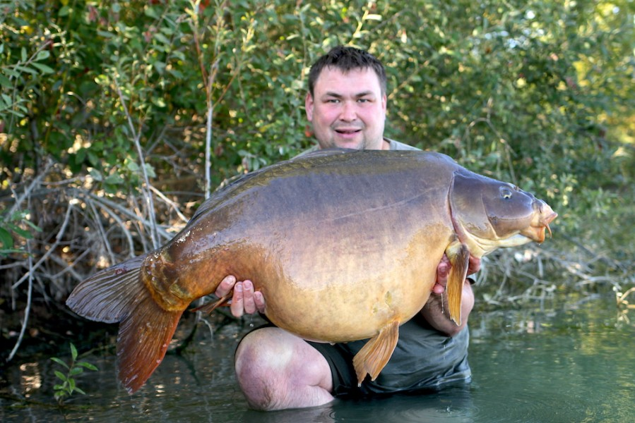 Andrew Parker, 55lb 8oz, Pole Position, 15.9.18