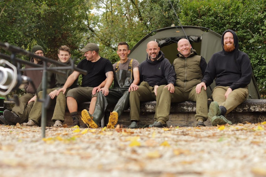 They're a very close knit bunch at Korda!