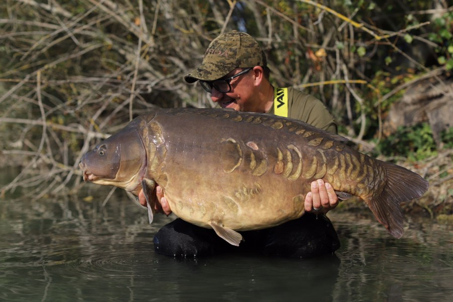 DF, 46lb, Big Southerly, 22.9.18