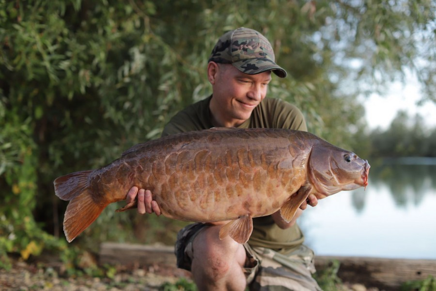 Jon Sissons, 29lb 8oz, The Alamo, 22.9.18