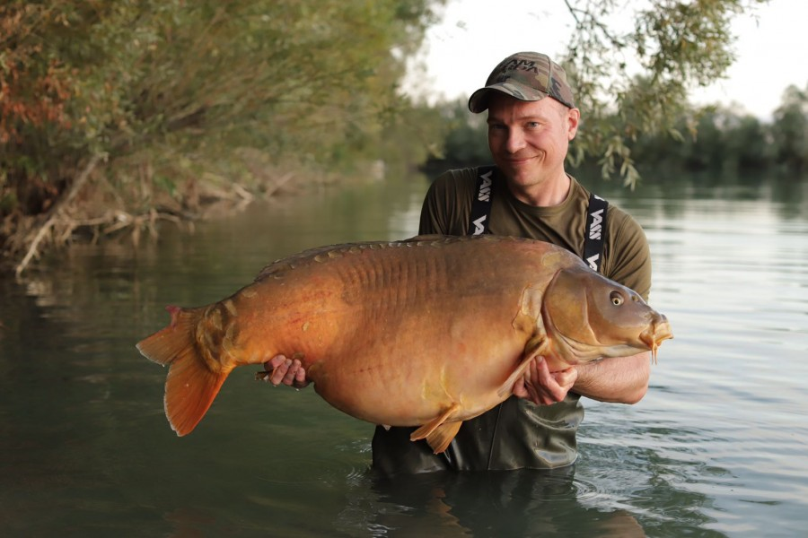 Jon Sissons, 68lb, The Alamo, 22.9.18