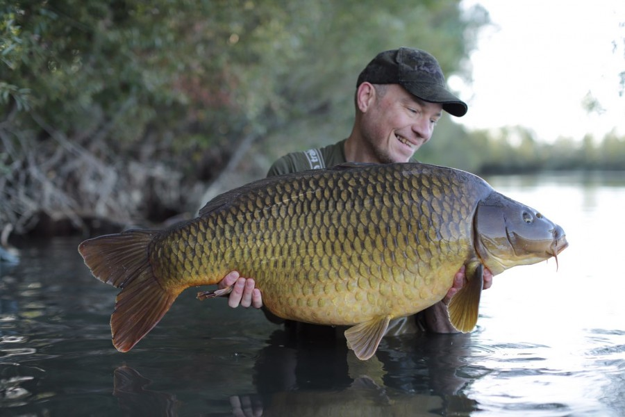 Jon Sissons, 46lb, The Alamo, 22.9.18