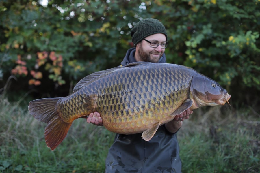 Rob Willingham, 55lb 8oz, Alcatraz, 22.9.18