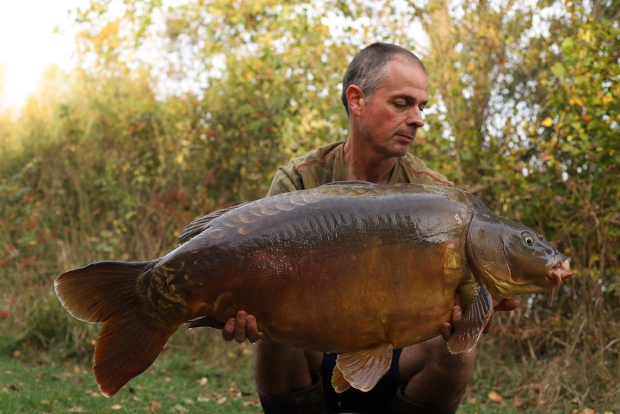 Mark Smith, 44lb, Alcatraz, 13.101.8