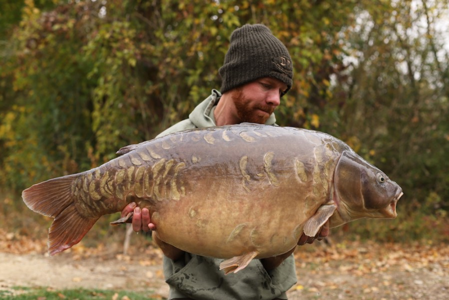 Nikolas Olesen, 49lb, Co's Point, 20.10.18