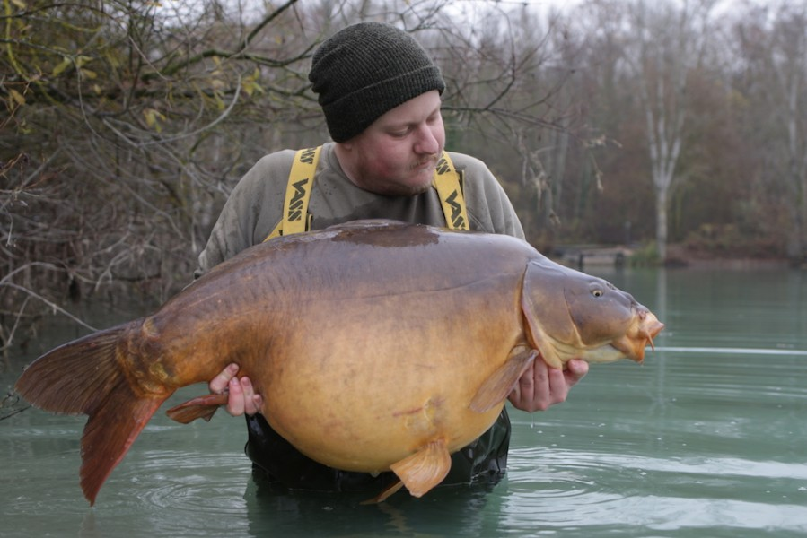 Steve Bartlett, 55lb, Co's Point, 24.11.18