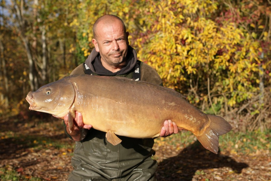 Mark Newson, 38lb, Big Southerly, 3.11.18