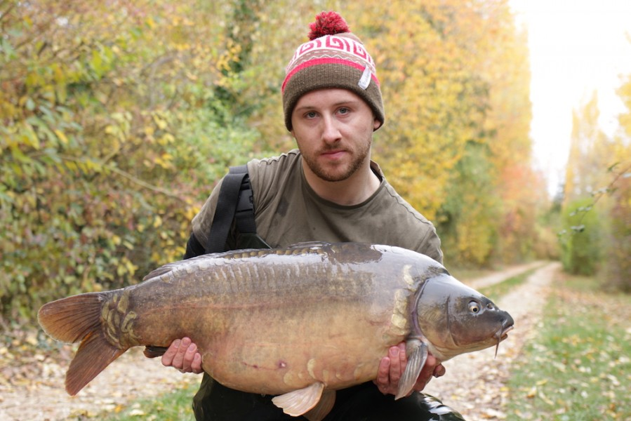 Nathan Churchill, 36lb, Bob's Beach, 3.11.18