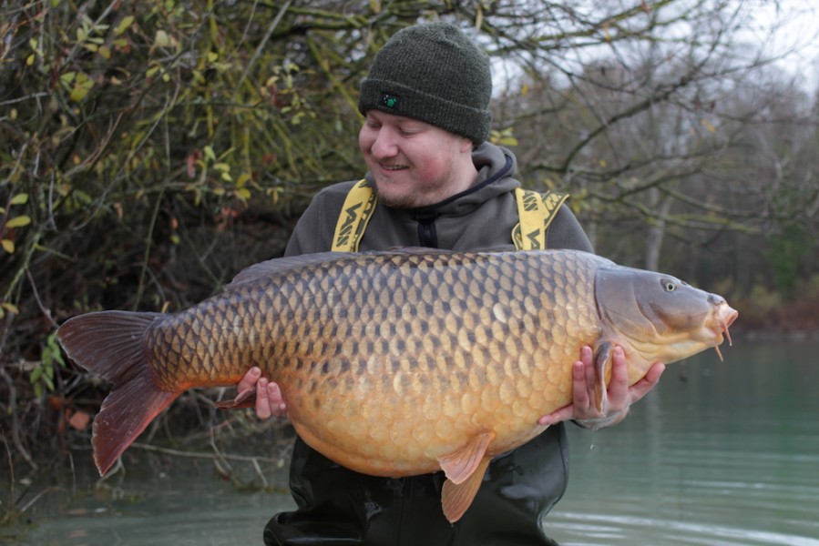 Steve Bartlett, 50lb 8oz, Co's Point, 24.11.18