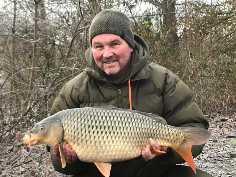 Andy Savage, 17lb 12oz, Co's Point, 12.1.19
