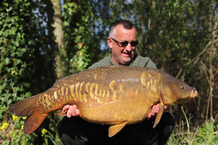 Ian Ockwell, 45lb 12oz, The Alamo, 4.5.19