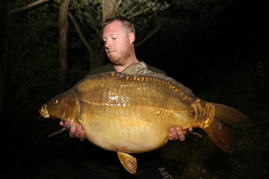 Chris Aldous, 33lb, The Stink, 25/05/19