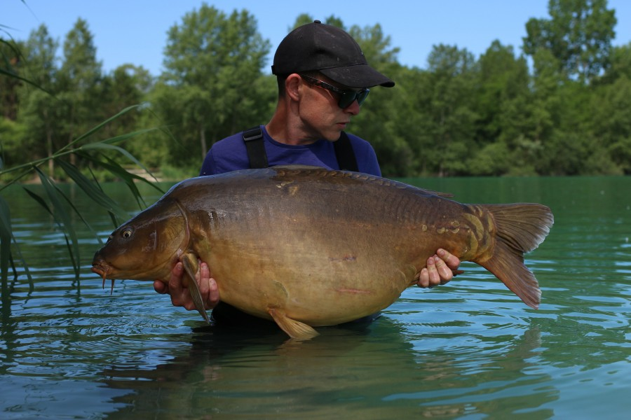 james Jones 48lb 8oz Alcatraz 09.06.2019