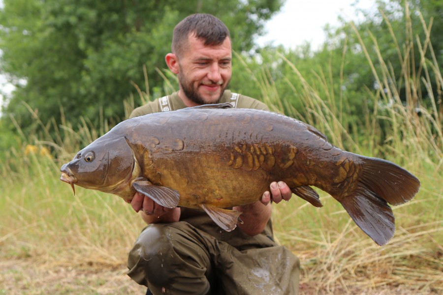 Adam Cheal With Dead to the World at 24lb from Pole Position 29.06.19