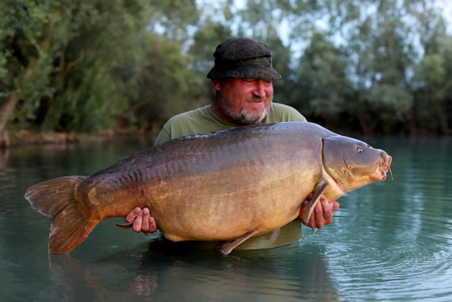 Dale Diamond, 61lb 8oz, Big Girls, 6.7.19