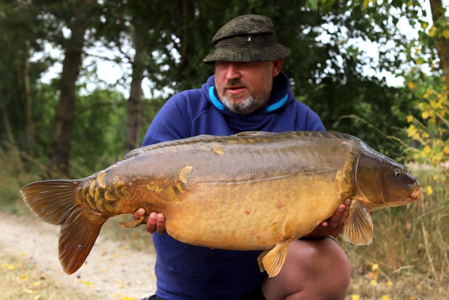Dale Diamond, 42lb 4oz, Big Girls, 6.7.19