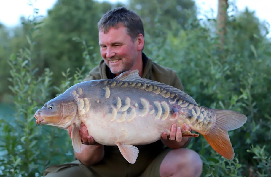 Andy Savage, 26lb, Stock Pond, 11.5.19