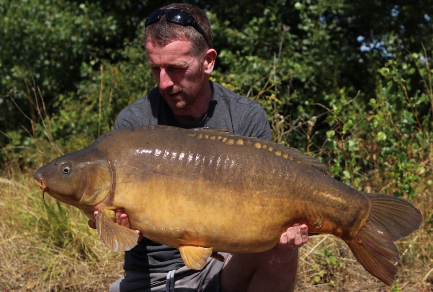 Ant Mulrine, 34lb 12oz, Pole Position, 27.07.19