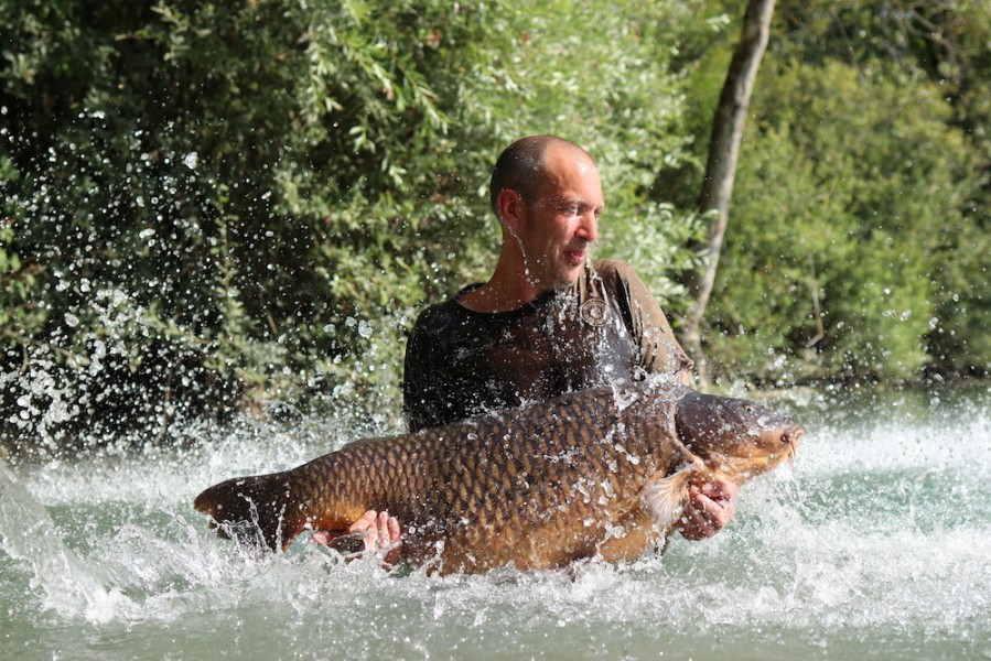 A New PB for Ant....simply lovely!