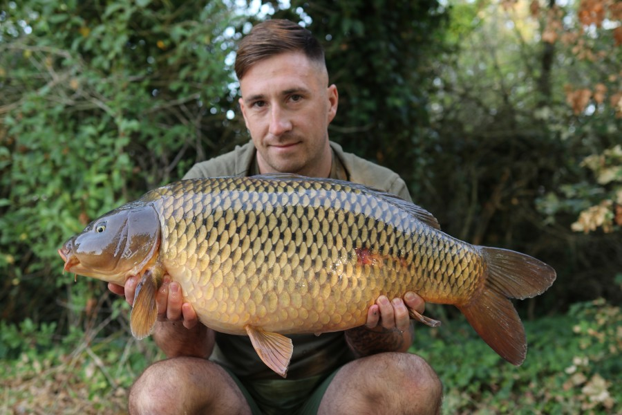 Josh Cook with Reuben at 20lb from Co's 03.08.2019