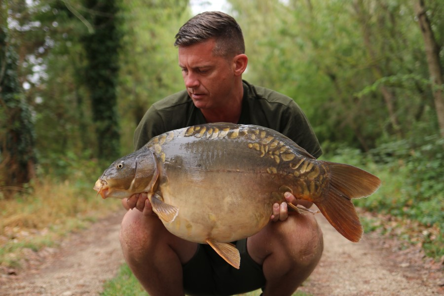 Barry Edmands with Last Orders at 29lb 03.08.2019