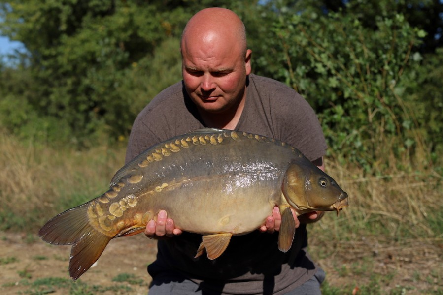 Scott Hankin, 19lb 8oz, Pole Position, 24.8.19