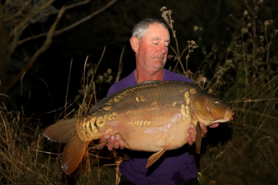 John Allen, 29lb 12oz, The Stink, 31.8.19