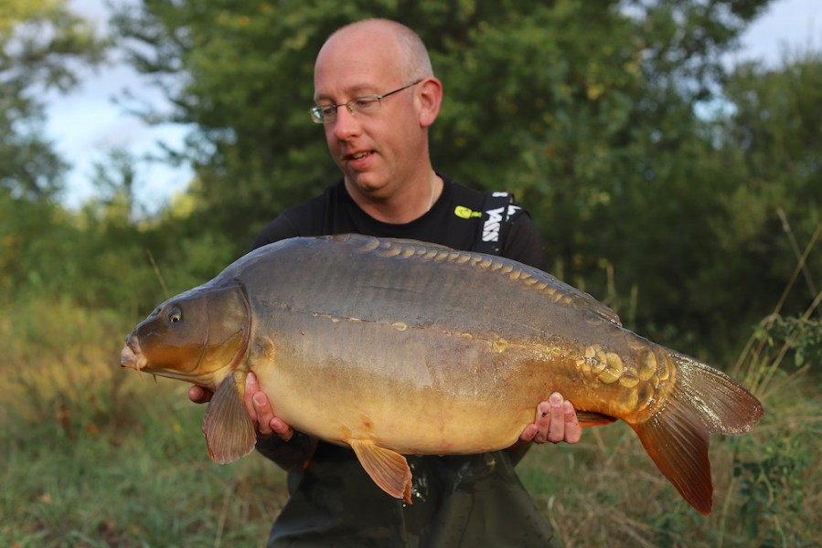 Jeff Maskell, 31lb 12oz, Pole Position, 31.8.19