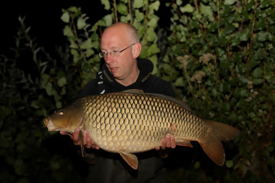Jeff Maskell, 28lb, Pole Position, 31.8.19