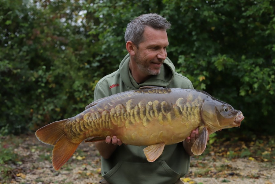Andy Reynolds, 21lb 12oz, Co's Point, 6.10.18