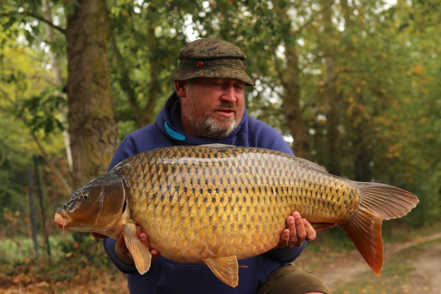 Dale Diamond, 31lb 8oz, The Stink, 7.9.19
