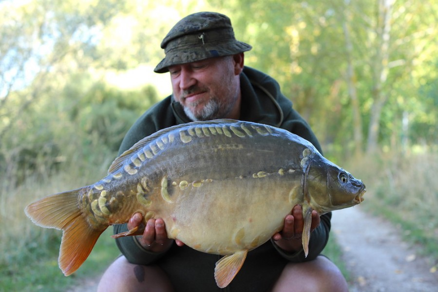 Dale Diamond, 22lb 8oz, The Stink, 7.9.19