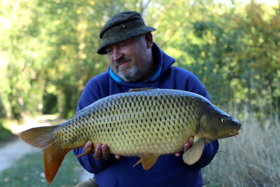 Dale Diamond, 16lb 8oz, The Stink, 7.9.19