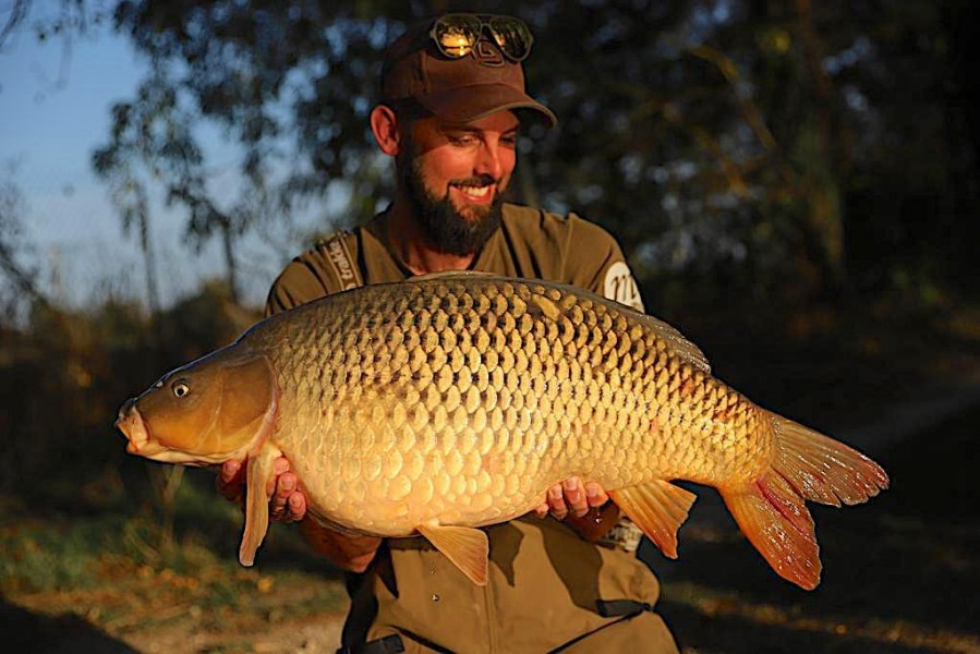 Roy Prodger, 27lb 4oz, The Alamo, 7.9.19