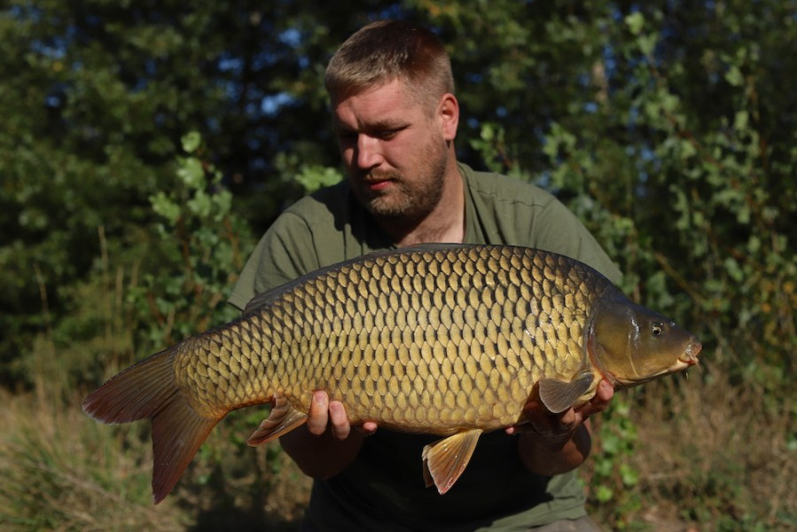 "Richard ""Tiny"" Welling, 22lb 8oz, Stock Pond, 7.9.19"