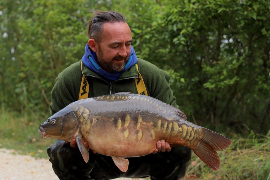 Chris Clarke, 26lb 8oz, Baxter's, 7.9.19