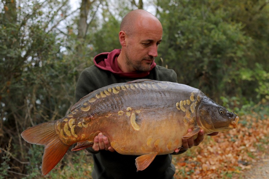 Gareth Radley, 27lb 12oz, The Alamo, 21.9.19