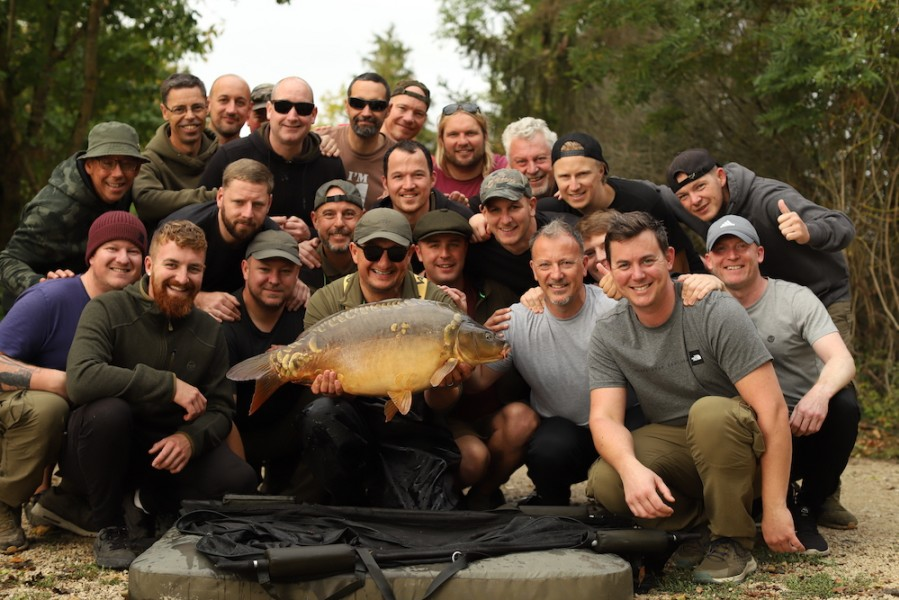 All the Korda boys in together