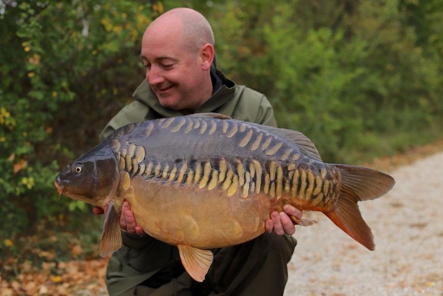 Keith Rayment, 28lb 4oz, Baxter's, 21.9.19
