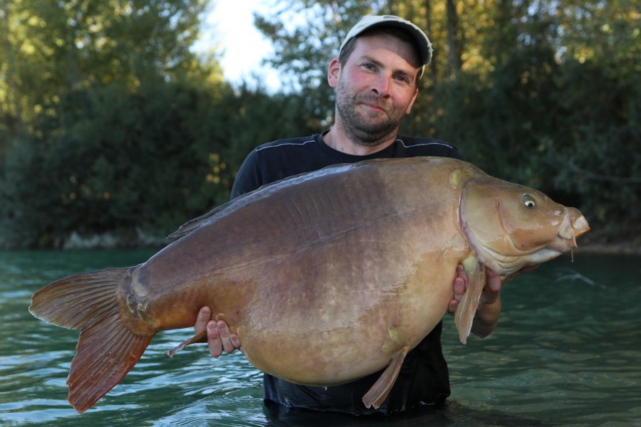 James Williams, 58lb, Alcatraz, 14.9.19