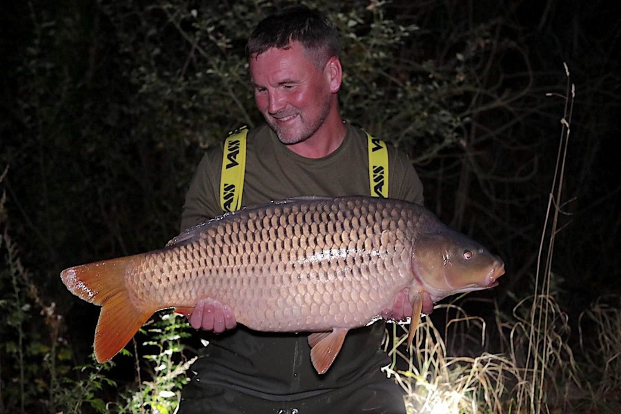Andy Savage, 27lb, The Alamo, 19.10.19