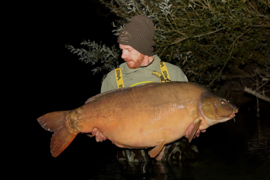 Nikolas Olesen, 67lb 8oz, The Stink, 26.10.19