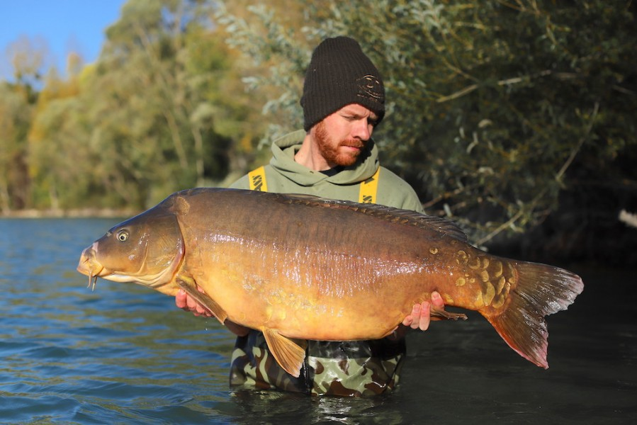 Nikolas Olesen, 51lb, The Stink, 26.10.19